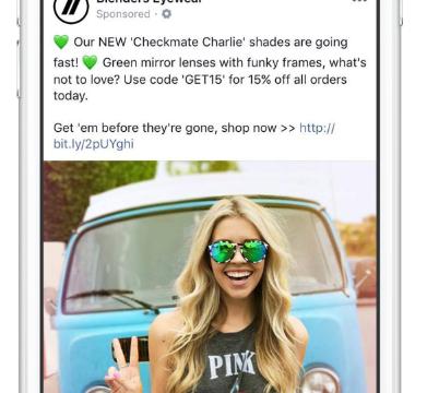 blenders facebook case study