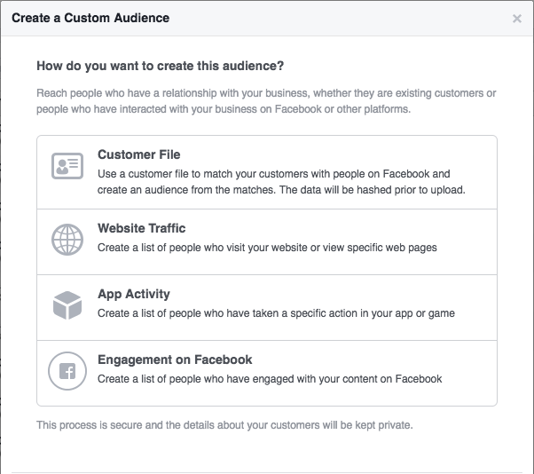 Refine Your Audience Targeting