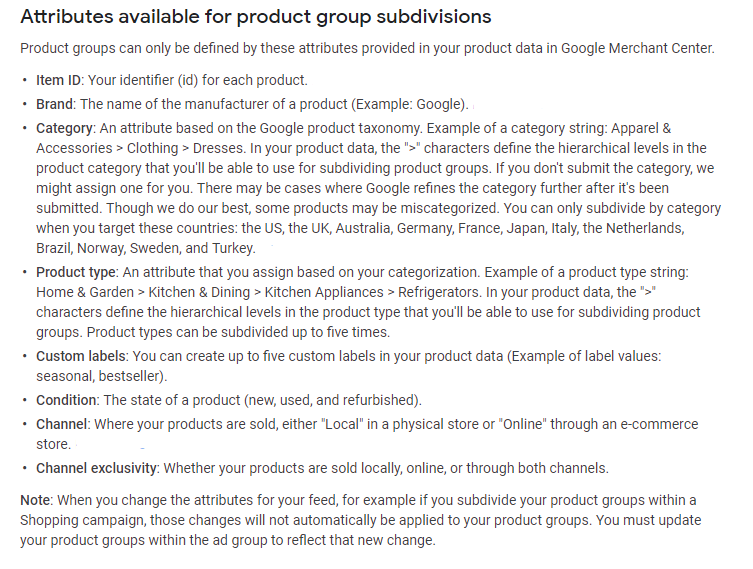Segment Your Google Shopping Campaigns and Groups for Success