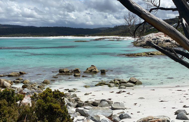 Beaches in Tasmania